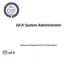 Ed-Fi System Administrator