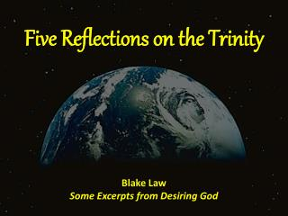 Five Reflections on the Trinity