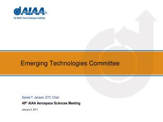 Emerging Technologies Committee