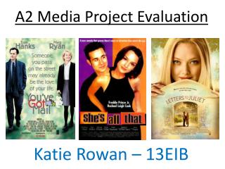 A2 Media Project Evaluation