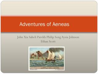Adventures of Aeneas
