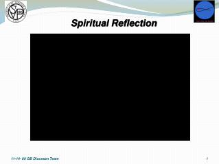 Spiritual Reflection
