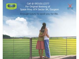 Spaze Privy,Spaze Privy AT4 Sec 84 Gurgaon Call@09310112377
