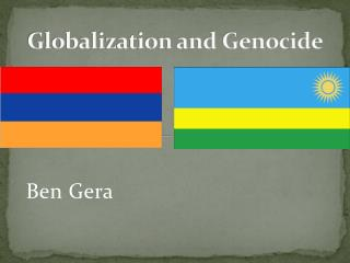 Globalization and Genocide