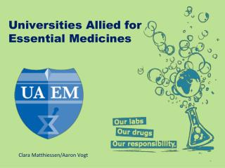 Universities Allied for Essential Medicines