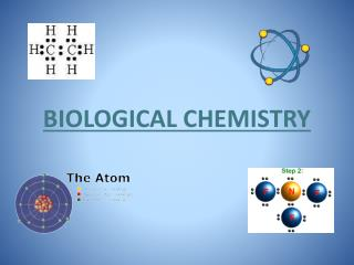 BIOLOGICAL CHEMISTRY