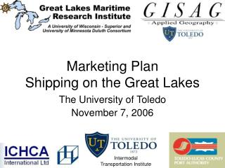 Marketing Plan Shipping on the Great Lakes