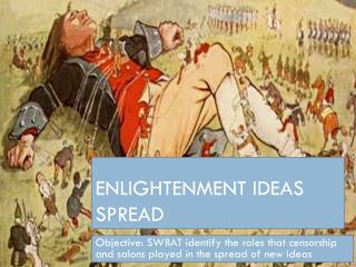 Enlightenment Ideas Spread