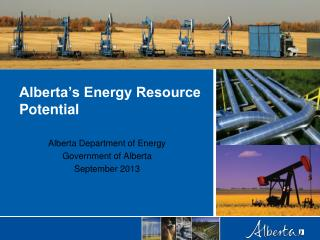 Alberta's Energy Resource Potential