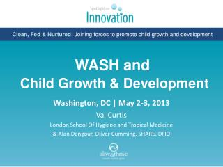 WASH and Child Growth & Development