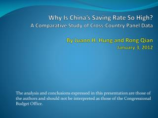 China's saving rate is extraordinarily high (National saving rate by region, %)