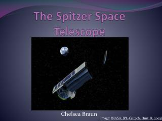 The Spitzer Space Telescope