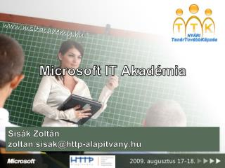 Microsoft IT Akadémia
