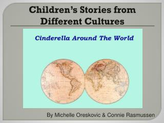 Children's Stories from Different Cultures