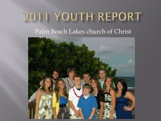 2011 Youth Report