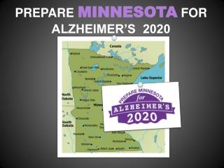 Prepare  Minnesota  for Alzheimer's  2020