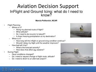 Aviation Decision Support