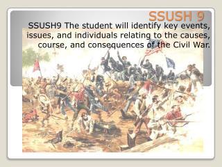 SSUSH 9