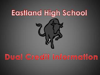 Eastland  H igh School