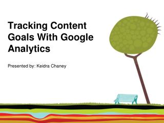 Tracking Content Goals With Google Analytics