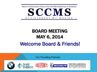 Board Meeting  May 6, 2014