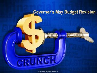 Governor's May Budget Revision