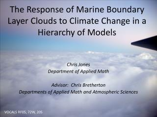 The Response of Marine Boundary Layer Clouds to Climate Change in a Hierarchy of Models