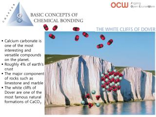 Calcium carbonate is one of the most interesting and versatile compounds on the planet.