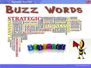 Buzzword: Business