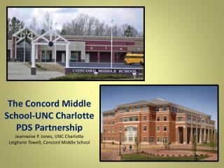 Concord Middle  School 2010-2011
