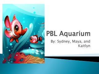 PBL Aquarium