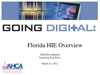Florida HIE Overview