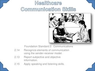 Healthcare Communication Skills