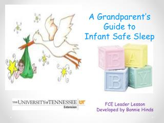 A Grandparent's Guide to Infant Safe Sleep