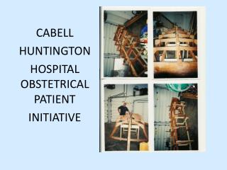 CABELL HUNTINGTON HOSPITAL OBSTETRICAL PATIENT INITIATIVE