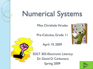 Numerical Systems