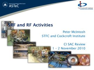 SRF and RF Activities