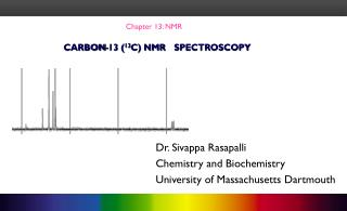 Chapter 13: NMR