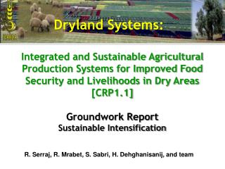Dryland Systems:
