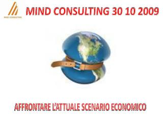 MIND CONSULTING 30 10 2009