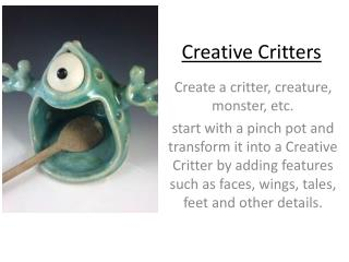 Creative Critters