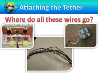 Attaching the Tether