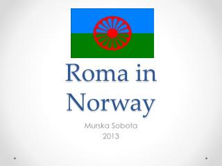 Roma in Norway