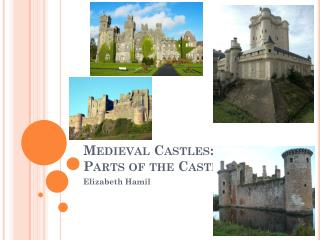 Medieval  Castles: Parts of the Castle