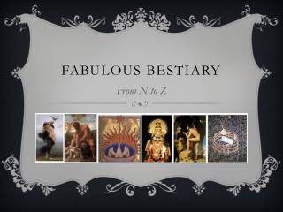 Fabulous Bestiary