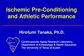 Ischemic Pre-Conditioning and Athletic Performance