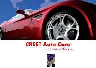 CREST Auto-Care