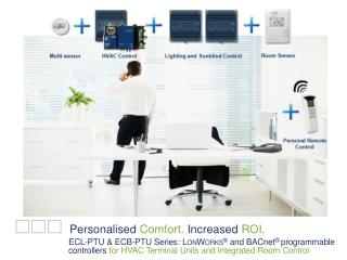 Personalised  Comfort.  Increased  ROI.