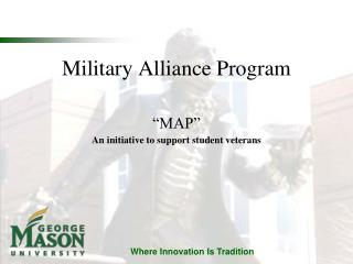 Military Alliance Program