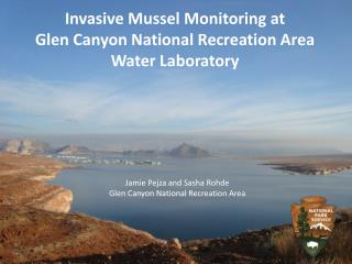 Invasive Mussel Monitoring at  Glen Canyon National Recreation Area Water Laboratory